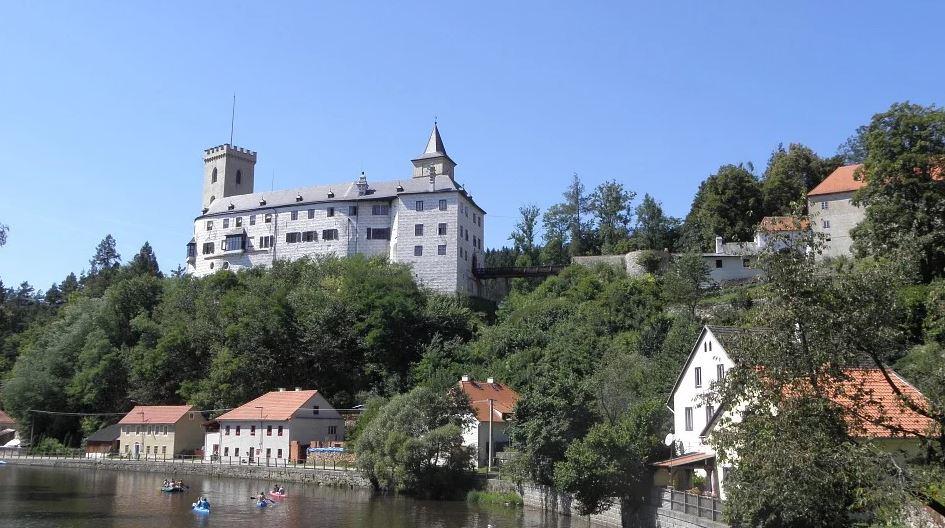 Rožmberk nad Vltavou