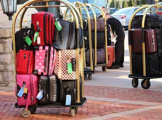 nosič zavazadel