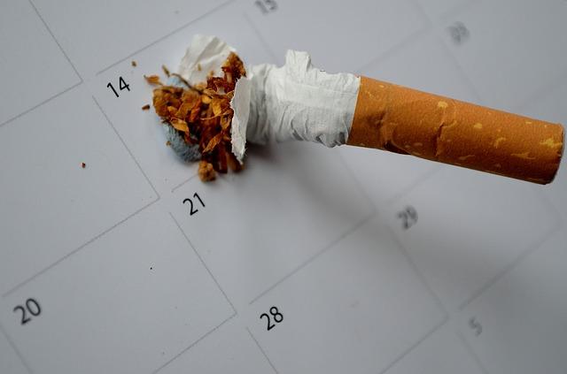 konec kouření
