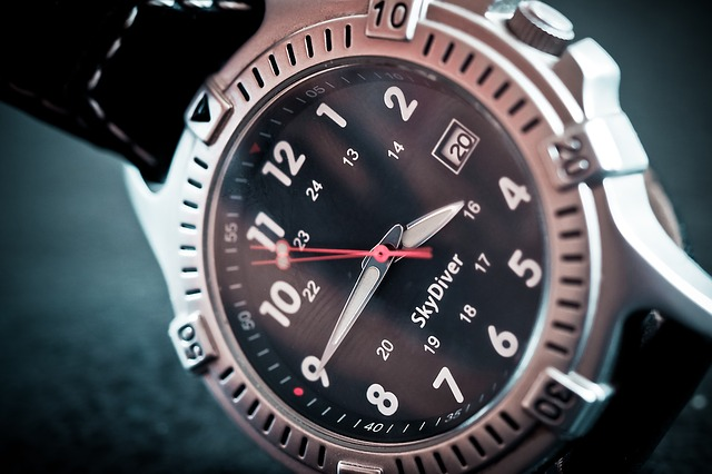 skydriver hodinky