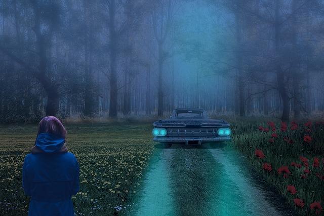 Žena a auto