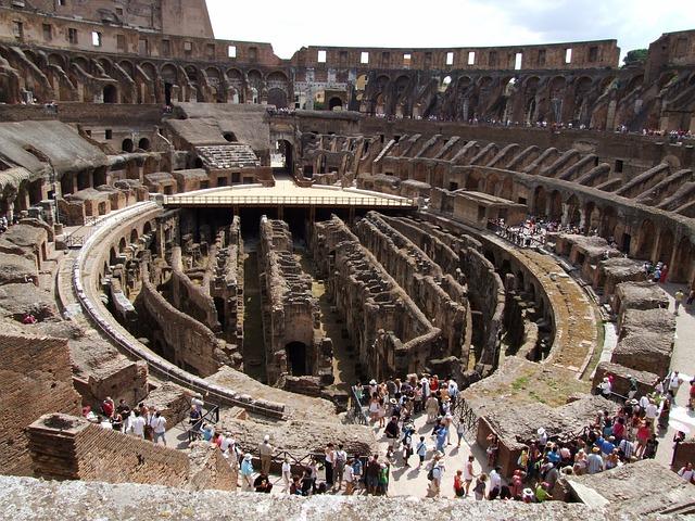 již se kdysi konali gladiátorské zápasy